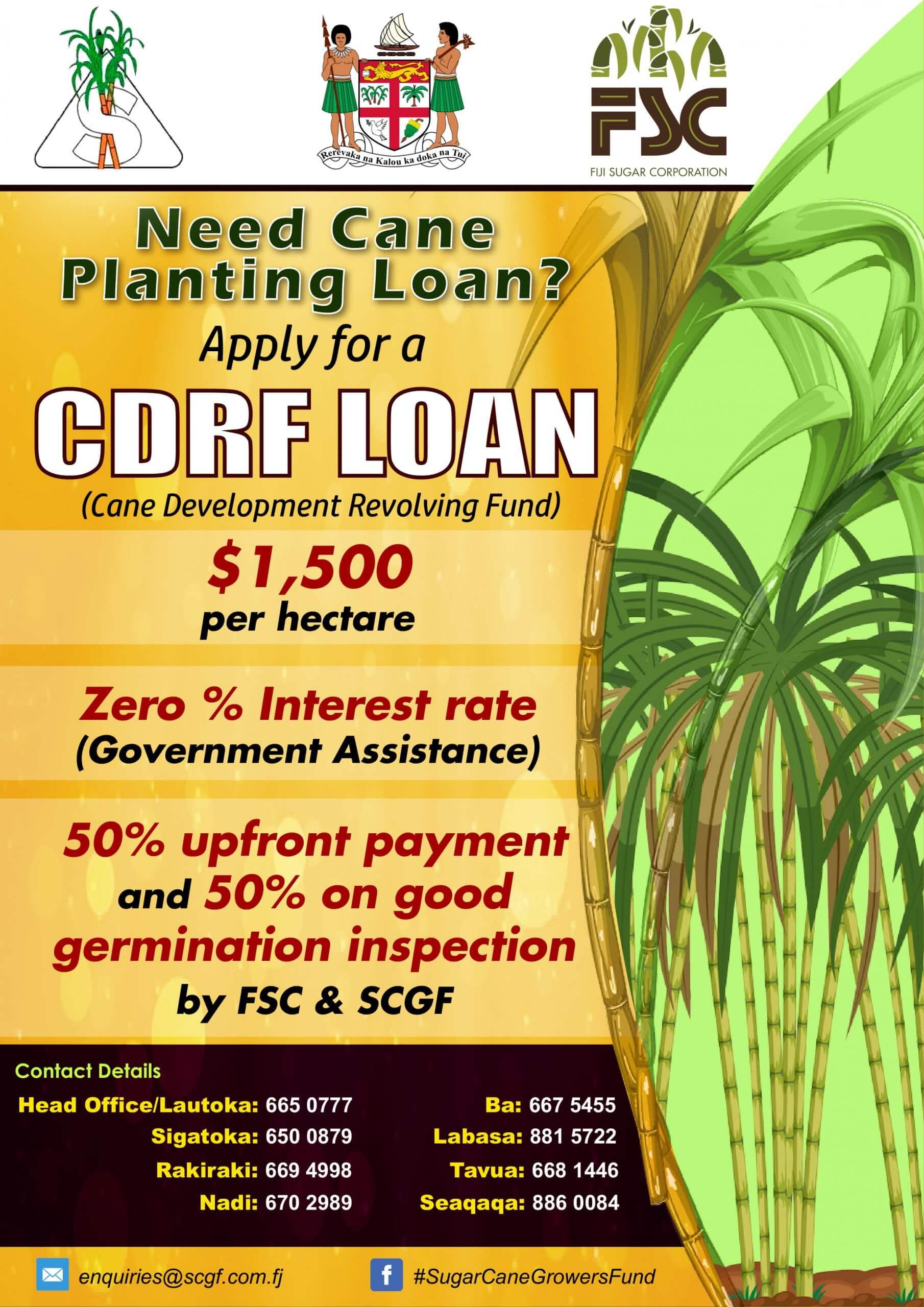 CDRF Loan