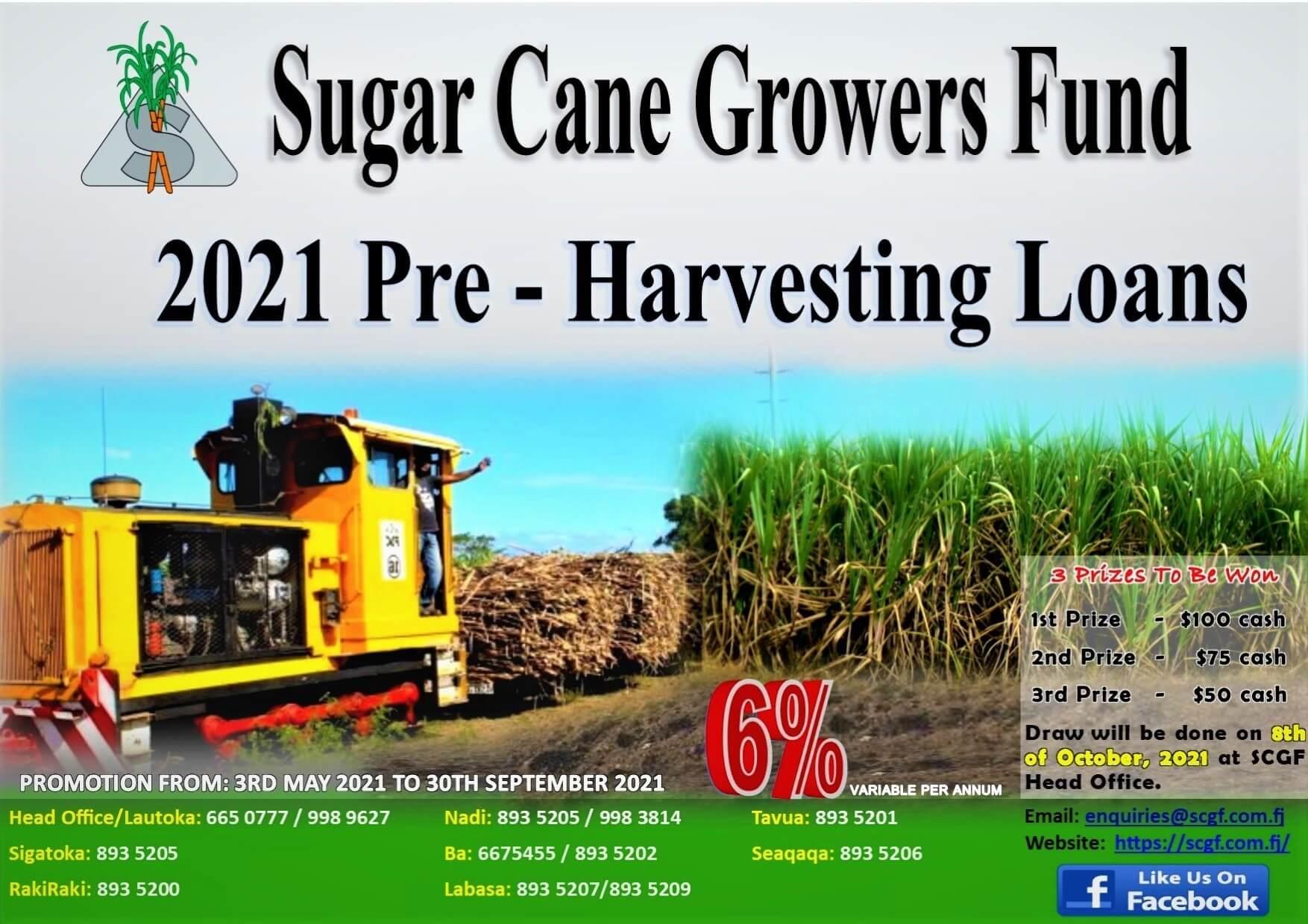 Pre Harvesting