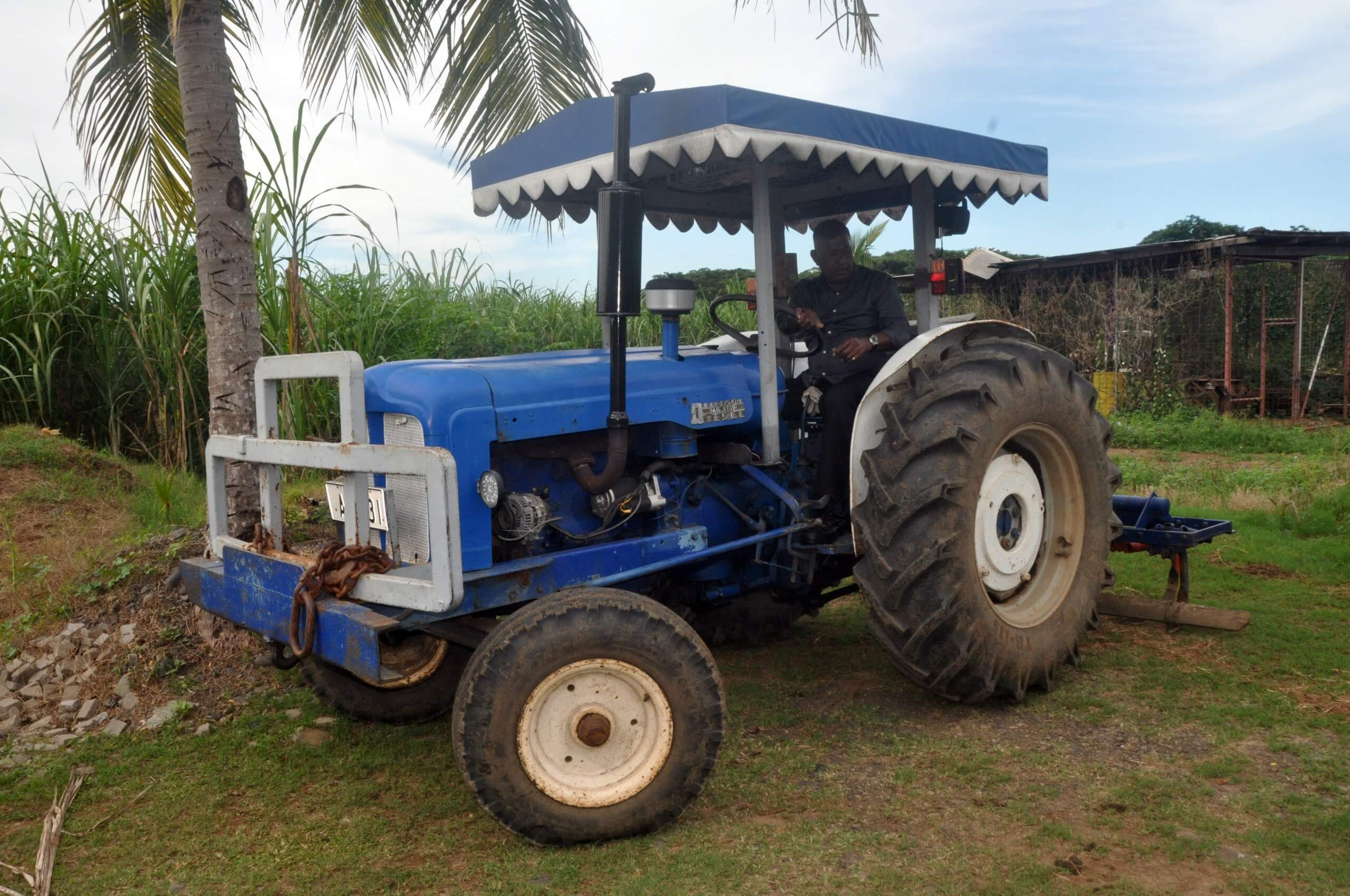 Purchase of Farm Machines (tractor, truck) and Implements
