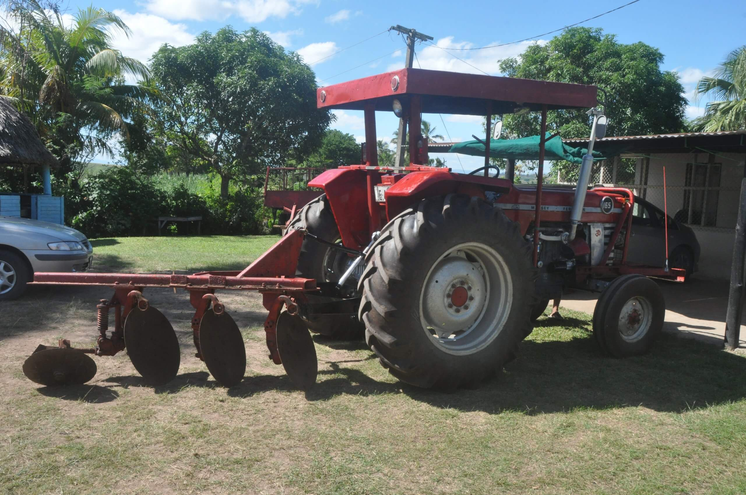 Repair or Upgrade of Farm Tractor, Machinery, Trucks, Farm Implements