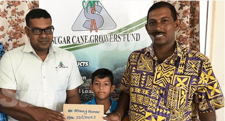 Farmer Receives $3K From FijiCare