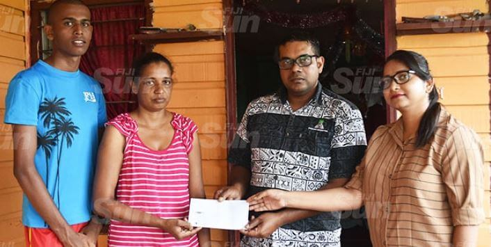 Family Of Cyclone Casualty Receive $2000 From Micro Insurance Scheme