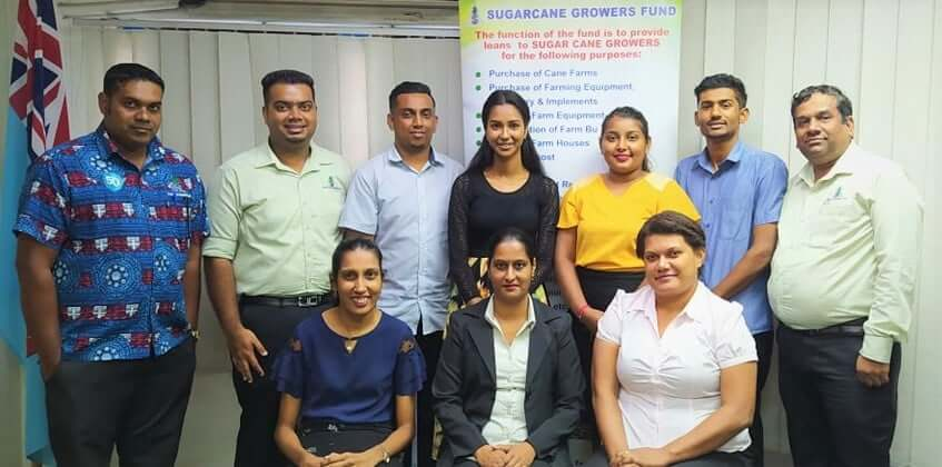 Six People Grateful To Be Employed Under Government Support